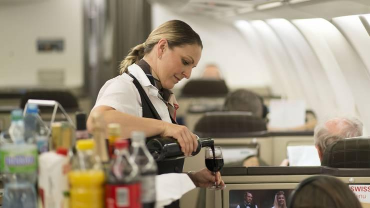 Die Swiss beantragt für alle über 9500 Angestellten Kurzarbeit.