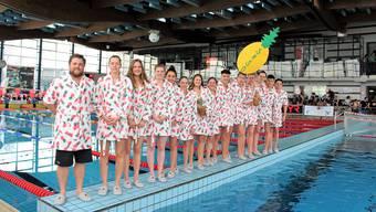 Swim Regio Solothurn war an der Schweizer Vereinsmeisterschaft erstmals mit einer Frauen- und einer Männer-Equipe am Start.