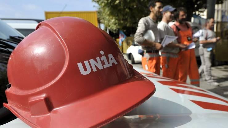 Die Unia soll die Baufirma Soltermann erpresst haben