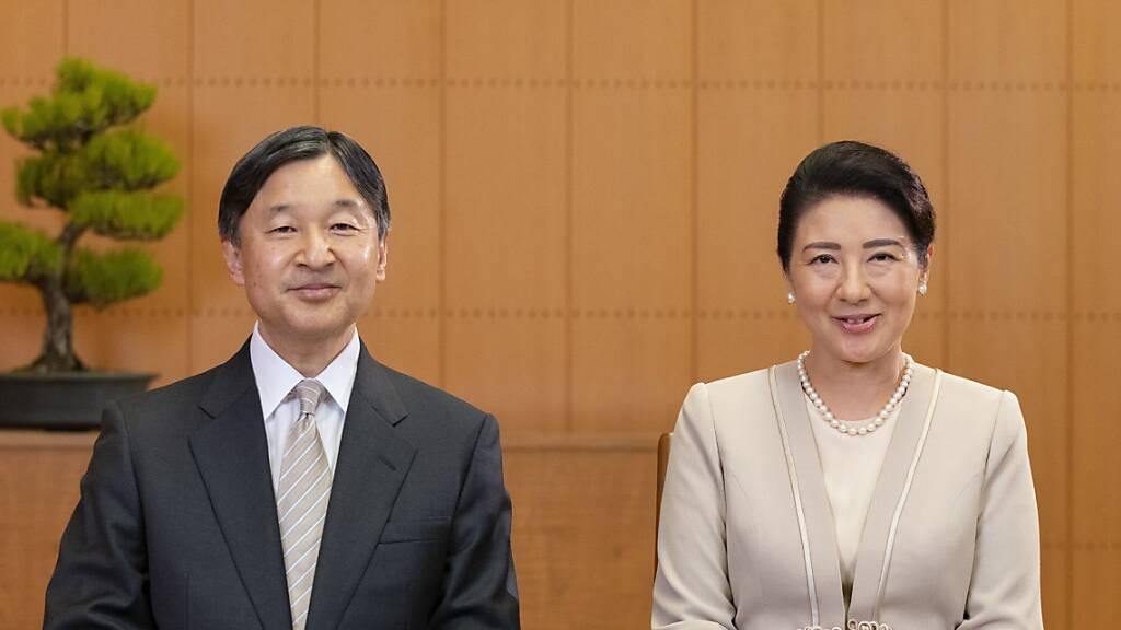 Japans Kaiser dankt medizinischem Personal für Covid-Einsatz