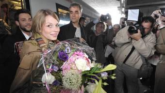 Anna Rossinelli ist zurück in Basel
