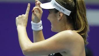 Belinda Bencic hat es in den erlauchten Kreis der besten zehn Tennisspielerinnen der Welt geschafft
