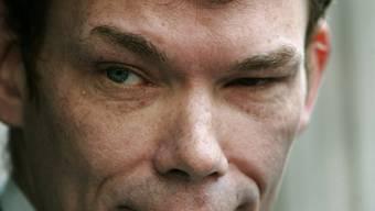 Aufnahme des mutmasslichen Hackers Gary McKinnon aus dem Jahr 2006 (Archiv)