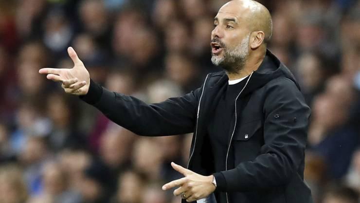 Pep Guardiola bricht mit Manchester City weiter Rekorde
