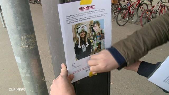 12-jährige Céline verschwunden
