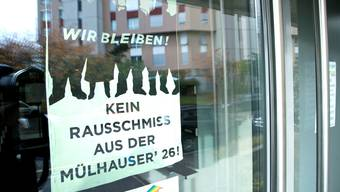 An der Mülhauserstrasse 26 kehrt Aktivismus ein. Nicole Nars-Zimmer
