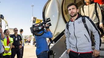Admir Mehmedi (vorne) und Ricardo Rodriguez gehören in Portugal wieder zur Startformation