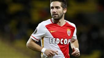 Joao Moutinho erzielte beim 2:0 in Lorient den zweiten Treffer für die AS Monaco
