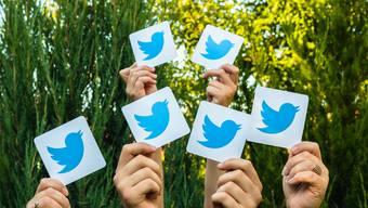 Auch auf Twitter versorgen Comedians ihre Fans mit Gags.
