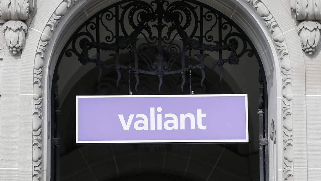 Die überregional tätige Bank Valiant und der Versicherer Vaudoise arbeiten im Hypothekengeschäft zusammen. (Archivbild)