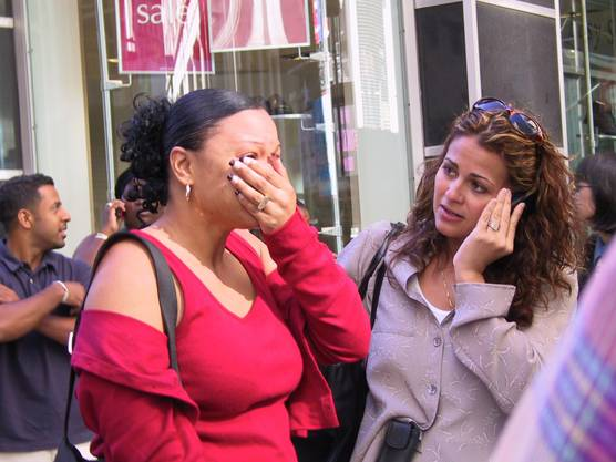 11. September 2011: New York im Ausnahmezustand