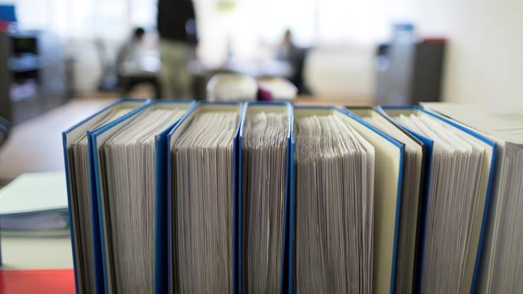 Die Gesetzesänderungen sollen dem Abbau der Bürokratie dienen. (Symbolbild)
