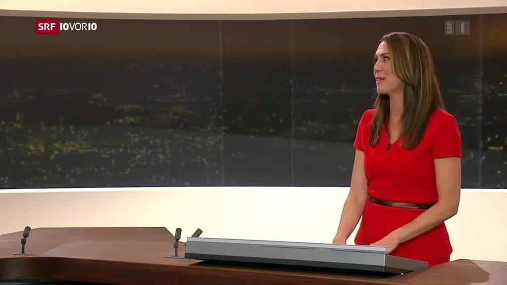 «Die Unermüdliche» – Susanne Wille sagt tschüss bei 10vor10!