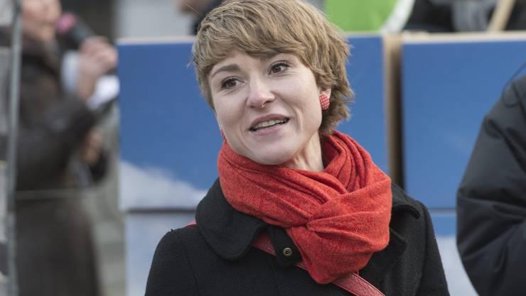 Irène Kälin (Grüne)