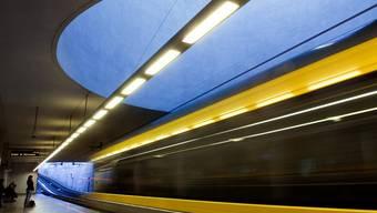 Wurde von Eduardo Souto de Moura gestaltet: Portos U-Bahn-Station Casa da Musica (Archiv)