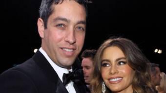 Nick Loeb und Sofia Vergara 2013 vor ihrer virtuellen Elternschaft