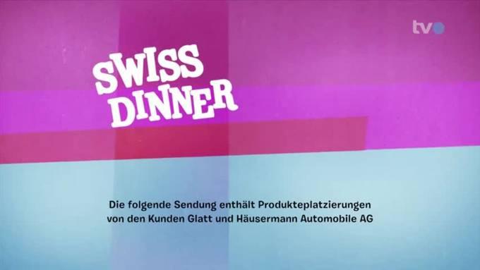 SwissDinner-Spezial mit Kim Schnyder