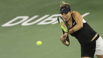 Belinda Bencic setzte sich im Finalspiel gegen Kvitova souverän durch.
