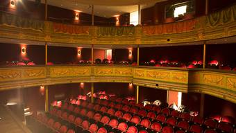 Eröffnung saniertes Stadttheater Solothurn