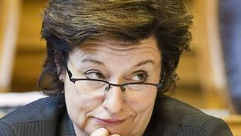 Die Basler SP-Ständerätin Anita Fetz (Archiv)