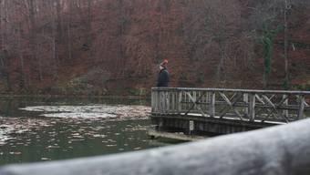 Oft steht Einsamkeit in Zusammenhang mit Suizidgedanken. (Symbolbild: Sebastian Schanzer)