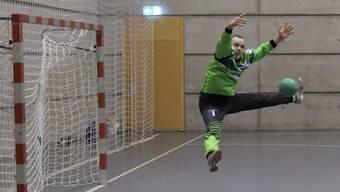 SGDU-Goalie Severin Häuselmann zeigte gegen Stäfa eine starke Leistung, vermochte die Niederlage aber nicht zu verhindern.