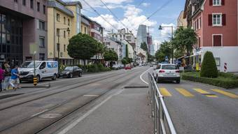 83 zu 1 Stimmen für Sanierung der Hauptstrasse in Birsfelden. (Archivbild)