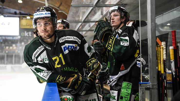 Hc Thurgau Update: HC Thurgau Führt Gegen Qualifikationssieger Rapperswil