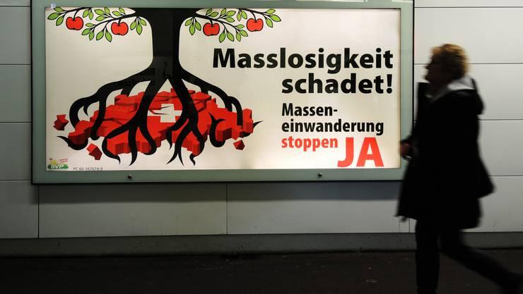Die Nordwestschweizer Regierungen warnen vor negativen Folgen einer Annahme der Masseineinwanderungsinitiative.