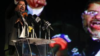 Ägyptens Präsident Mohammed Mursi wird von Amnesty International aufgefordert, etwas gegen sexuelle Übergriffe auf Frauen in seinem Land zu tun (Archiv)
