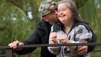 Häufig noch immer ein Tabuthema: Liebe und Sexualität bei Menschen mit Behinderung (Symbolbild). Fotolia