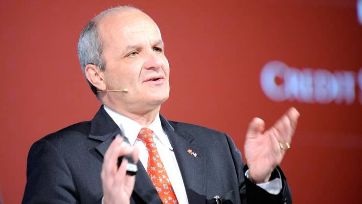 Martin Naville ist seit 2004 CEO der «Swiss-American Chamber of Commerce».