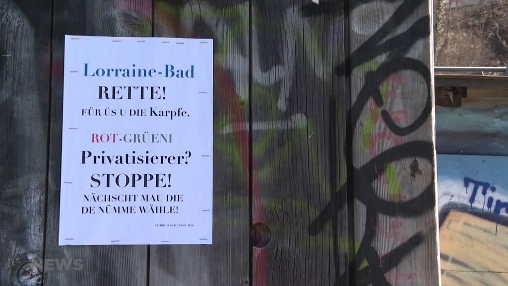 Sparmassnahmen der Stadt Bern: Lorrainebad soll verpachtet werden