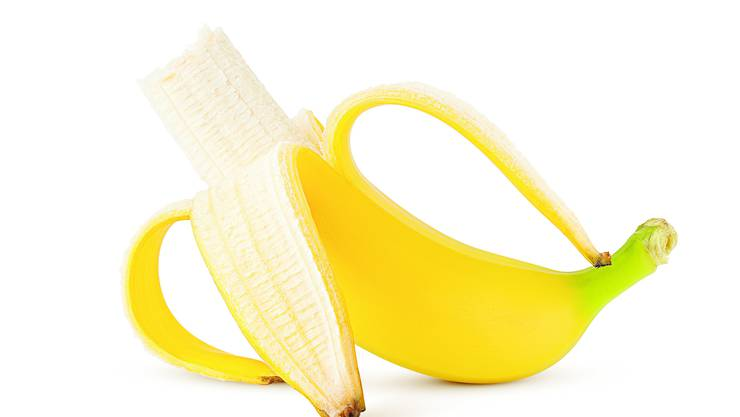 Vielleicht bald eine Rarität: Die typische Cavendish-Banane aus dem Supermarkt