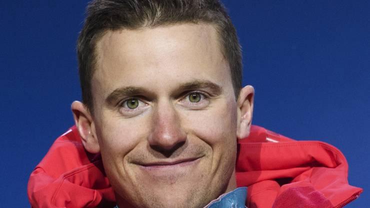 Nevin Galmarini (Gold, Snowboard Männer Parallel-Riesenslalom)