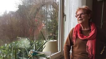 Aki Senn verliebte sich vor 60 Jahren in Aarau – das Heimweh trieb sie damals trotzdem nach Hause.