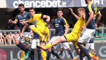 Antonin Barak schiesst Udinese mit links zum Sieg gegen Hellas Verona