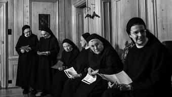 Die Benediktinerinnen haben das Buchprojekt in einer Abstimmung einstimmig angenommen.