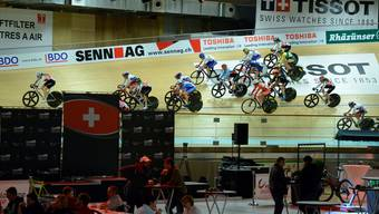 Die Track Cycling Challenge – hier die Ausgabe 2016 – wird zum 3. Mal durchgeführt.