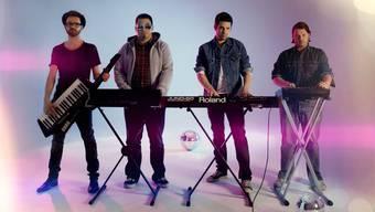 Die Aarauer Band spielt ein 80er Album ein