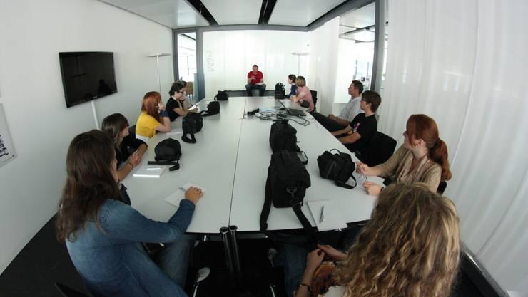 Bilder: az-Mediencamp