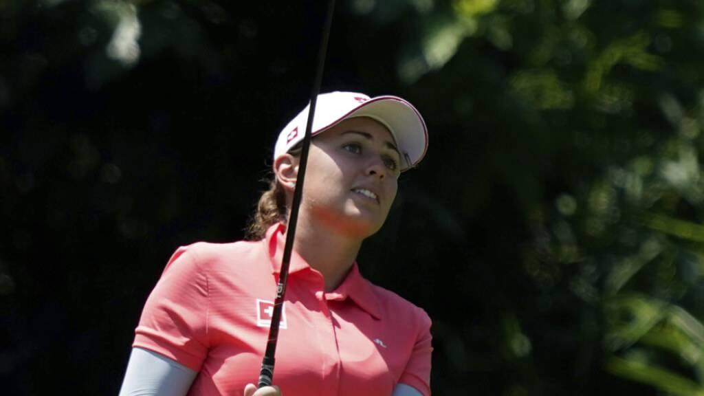 Ausgezeichneter Start der Schweizer Golferinnen
