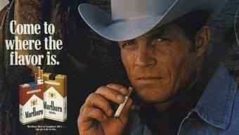 Hat der Marlboro-Man bald ausgequalmt?