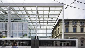 Bei einem Stoppunfall am Dienstagabend wurden sechs Fahrgäste von Stadtbus Winterthur verletzt. (Symbolbild)