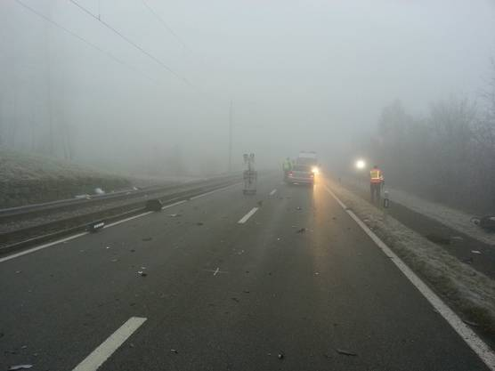 Hier geschah der Unfall: Auf der Aarauerstrasse zwischen Birrwil und Beinwil am See.