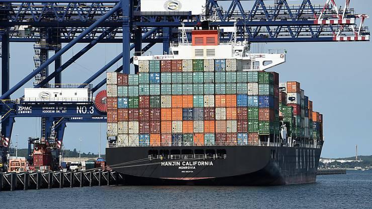 Schweizer Exportfirmen blicken trotz Währungssorgen und zunehmendem Protektionismus zuversichtlich auf das laufende Exportjahr. (Symbolbild)