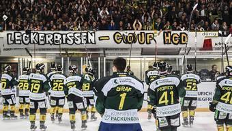 Thurgaus Spieler befinden sich auf bestem Weg in Richtung Playoffs