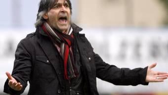 Heimniederlage für Kriens mit Trainer Maurizio Jacobacci
