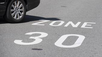 Die Stöcklimattstrasse Süd wird möglicherweise gesperrt und nicht als Tempo-30-Zone deklariert. (Symbolbild)