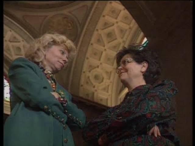 10. März 1993: Ruth Dreifuss wird Bundesrätin